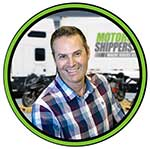 CEO Motorcycle Shippers - Clint Lawrence